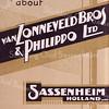 f3439<br /> Een Amerikaanse poster van de fa. Zonneveld & Philippo (Z&P) uit 1930.