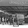 F3792<br /> Het bedrijf van W. Moolenaar & Zonen N.V aan de Hoofdstraat 122 te Sassenheim.