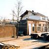 F4260<br /> <br /> De sloop van Kerklaan 25 en 27. Foto: januari 2003