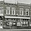 F0488 <br /> De winkel van J. Eikelenboom (de Spar, Hoofdstraat 170, na 1963). Voormalig woonhuis van de fam. de Wreede (zie foto F0487). Nu (2016) is hier een schoonheidssalon.