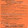 F2802<br /> Poster van de Oranjevereniging Sassenheim, betreffende de Najaarsfeesten in 1948. De originele poster aanwezig in  SOS-archief.