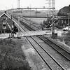 F3668<br /> De spoorwegovergang bij de Klinkenberg.