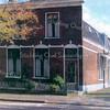 F1156 <br /> Woonhuis en kantoor van aannemersbedrijf/kistenfabriek Th. Reeuwijk aan de Hoofdstraat nr. 152, bouwjaar 1898. De dochters Annie (1910) en Rens (1909) Reeuwijk hebben daar bijna hun hele leven gewoond. In 2002 zijn ze verhuisd naar een appartement naast bejaardenhuis Bernardus. Het pand is gesloopt in 2005. Foto: 2002.