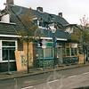 F4365a<br /> De afbraak van een aantal huizen aan de Kerklaan. Foto: 2002.