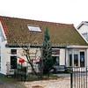 F0218 <br /> Het woonhuis van J. Melman, Vaartkade 10. Zie verdere informatie bij foto 0217. Foto: 1997.