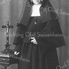 F3881<br /> Rens van der Geest (zuster Elisabethe), dochter van Jan van der Geest van 't Hellegat. Zij was ingetreden in de orde J.M.J.( Jezus, Maria, Jozef)