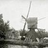 F3255<br /> De molen in de Warmonderdamse polder.