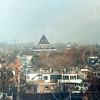 F4205b <br /> Een foto van Sassenheim in noordlijke richting, genomen vanaf de toren van de  r.-k. kerk St.Pancratius