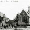 F2745<br /> Gereformeerde kerk in de Julianalaan, gebouwd in 1911 door architect Th. Anema. Verbouwd in 1929 door architect Boeijinga.