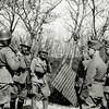 F1006 <br /> Kwartiermakers van Nederlandse militairen tijdens de mobilisatie in 1939.