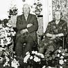 F2988<br /> Het 50-jarig huwelijksfeest van Piet Moolenaar en zijn vrouw T. Moolenaar-de Boer (1888-1965). Foto: 1963.