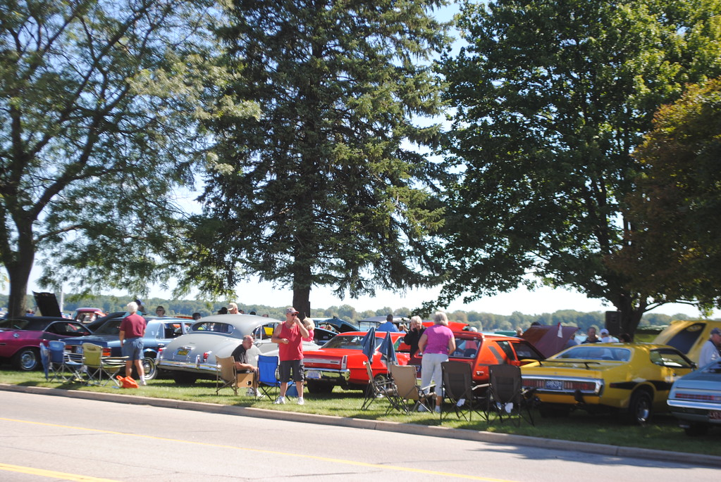 . The 47th annual Algonac Art Fair on Aug. 31 and Sept. 1 included art, cars, live music and food at Algonac City Park. (Photos by Emily Pauling)