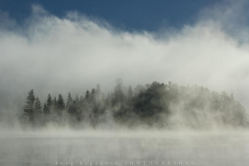 Island of Fog (#507)