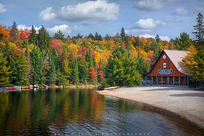 Canoe Lake Permit Office (#0772)
