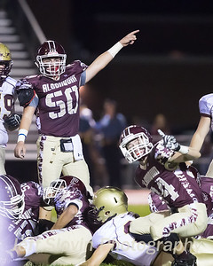 Football: Shepherd Hill at Algonquin
