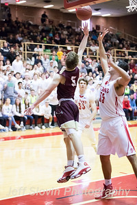 Boys' Basketball: St. John's vs Algonquin
