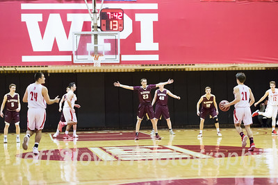 Boys' Basketball: St. John's vs Algonquin