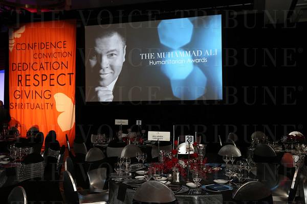 Ali Humanitarian Awards 2016