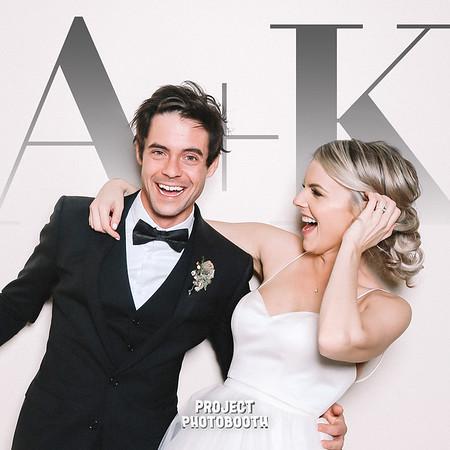 Ali & Kevin Wedding