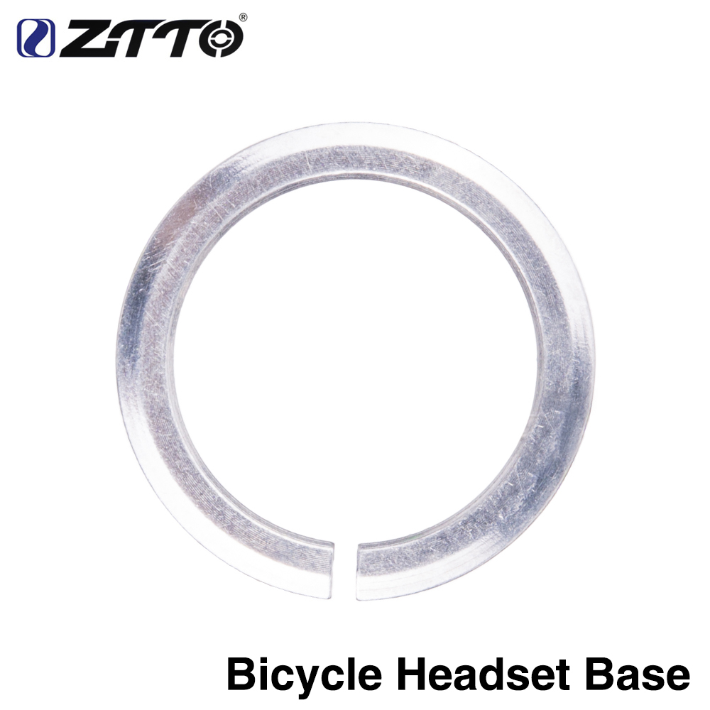 Mountain Bike Headset Base Road Bicycle for Straight Taper Fork D Base Accessory