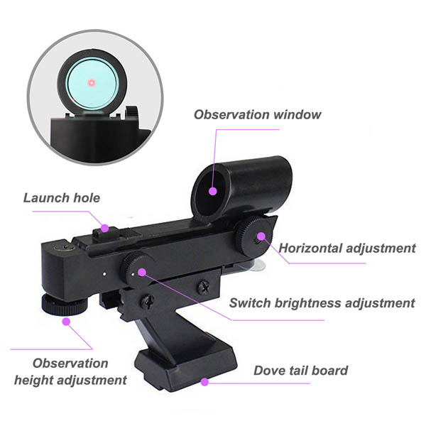 New Red Dot Finder Scope for Celestron (9)