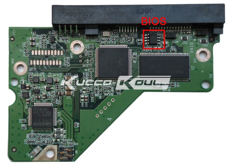 2060-771852-001 REV A//P1 Western Digital PCB Board WD HDD Logic Controller Board