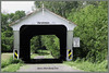 Harshman Covered bridge, near Eaton OH<br /> (2004-05-24 329 The Harshman Bridge Eaton OH)