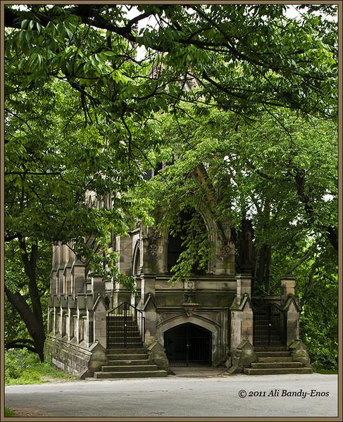 Spring Grove Cemetery, in Cincinnati OH<br /> (2008-00826 )