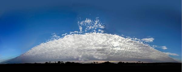 Alto Cumulus Opacus