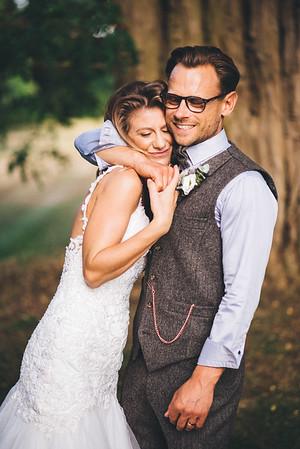 Alice and James - wedding