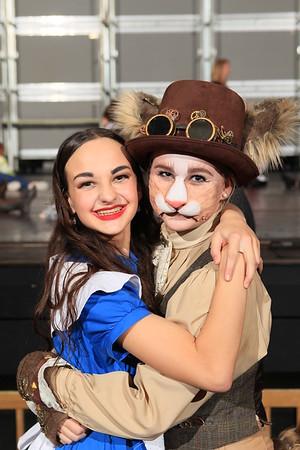 Alice in Wonderland  Sunday Close 11-12-17
