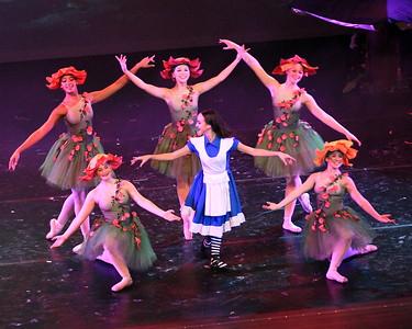 Alice in Wonderland Sunday Show  11-12-17