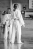 Even Francis (Shaun's daughter) has taken to Karate! Ok ok you can have the chocolate cookie - just release me from this death hold.