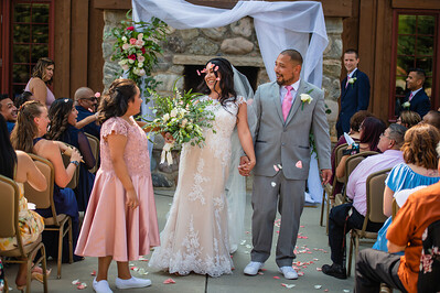Alicia + Anthony Wedding