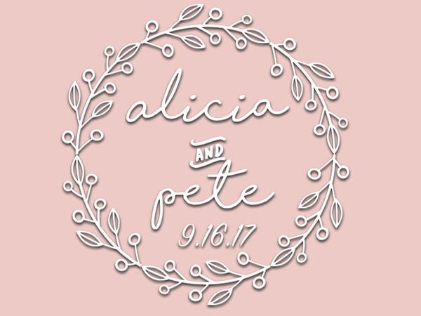 Alicia & Pete