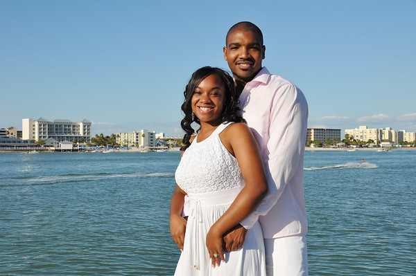 Beautiful Engagement Photo Session in Clearwater, FL