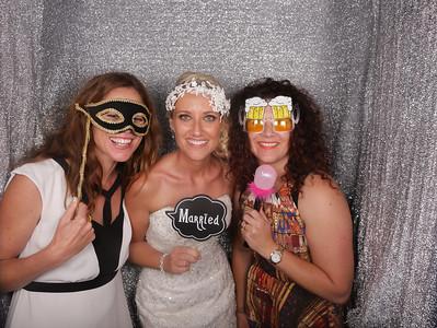 Wedding of Alicia & Jacob Photobooth Photos