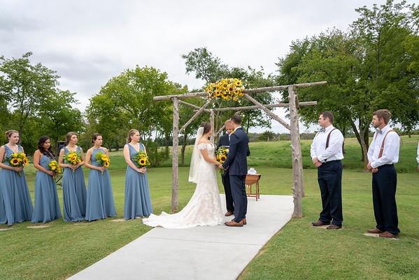 Alicia's and Joel's Wedding