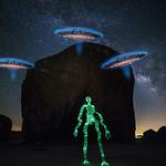 Alien iphone
