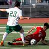 Alisal vs. Galt, CIF Soccer
