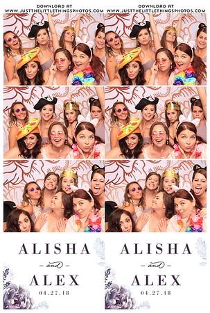 Alisha & Alex