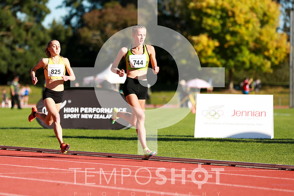 Jennian Homes NZ Track and Field Champs