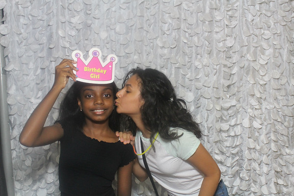 Aliyah's 13th Birthday