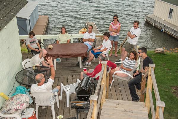 1 Casey Family Reunion @ Wellsley Island New York 7-18-14