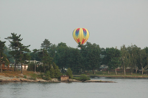 Balloons Over The River 7-13-05
