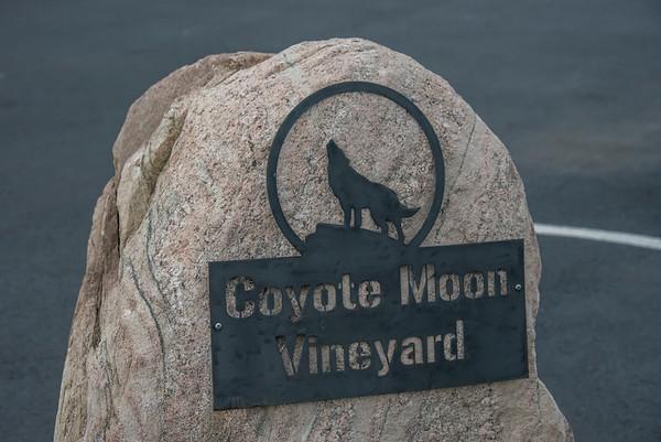 Coyote Moon Dinner 7-16