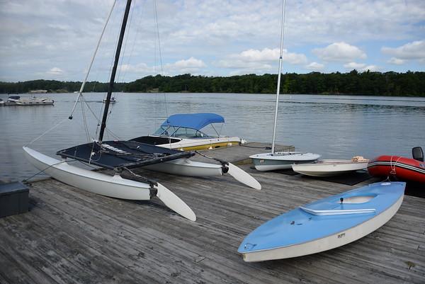 TI Yacht  Club Events @ TIP 7-15