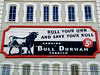 Bull Durham Roll Your Own Sign V2-Ti