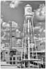 DSC_6169 Durham Skyline B&W Fine Art High Key