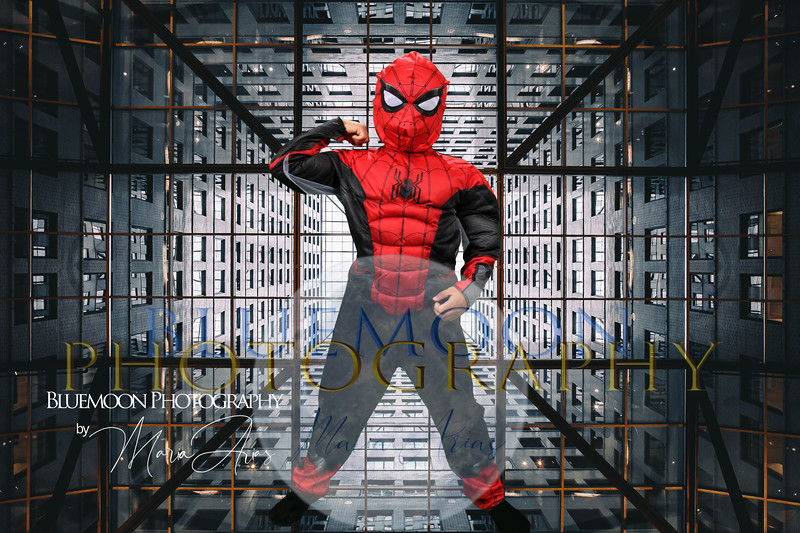 Isaiah - Spiderman